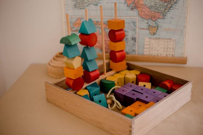 Qtoys Jumbo Sequencing Blocks