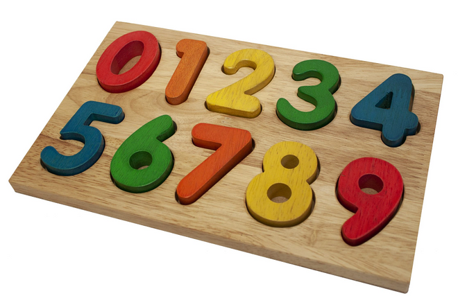 Qtoys NUMBER PUZZLE