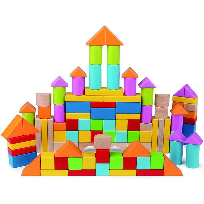 101pcs Wonderful Blocks
