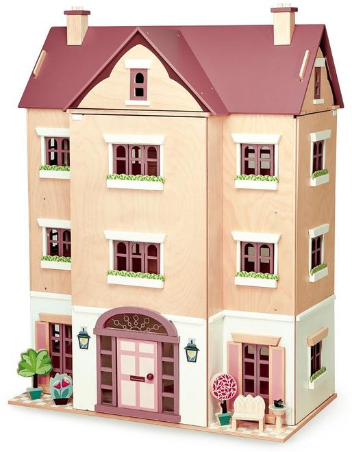 fantail hall dollhouse