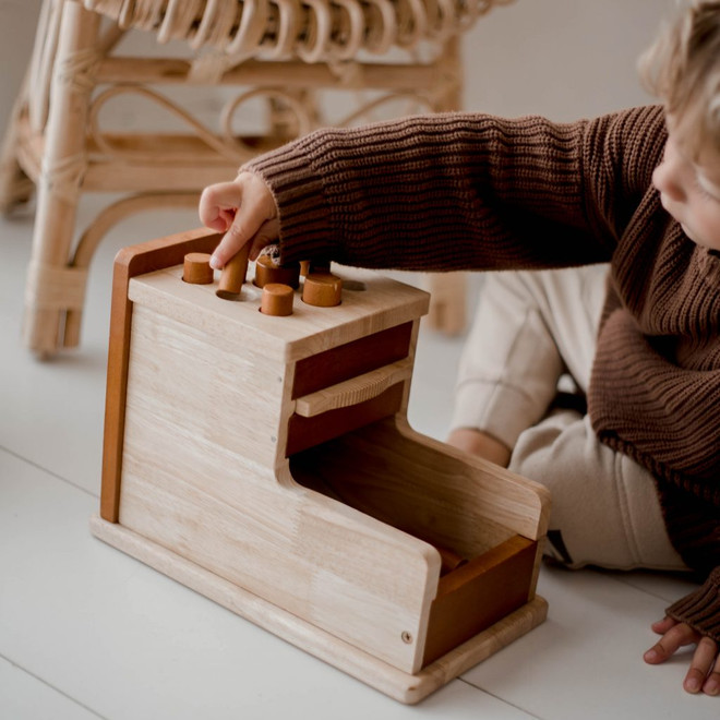 Qtoys Montessori Cylinder