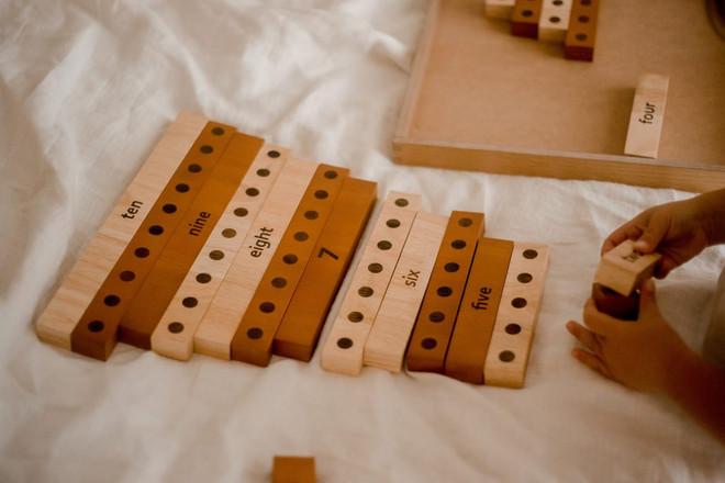 Qtoys 2 tone counting math set
