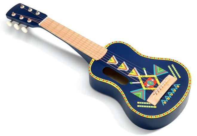 Djeco Animambo Kids Guitar with Metal Strings