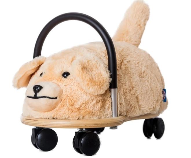 Wheely Bug Dog Plush Combo