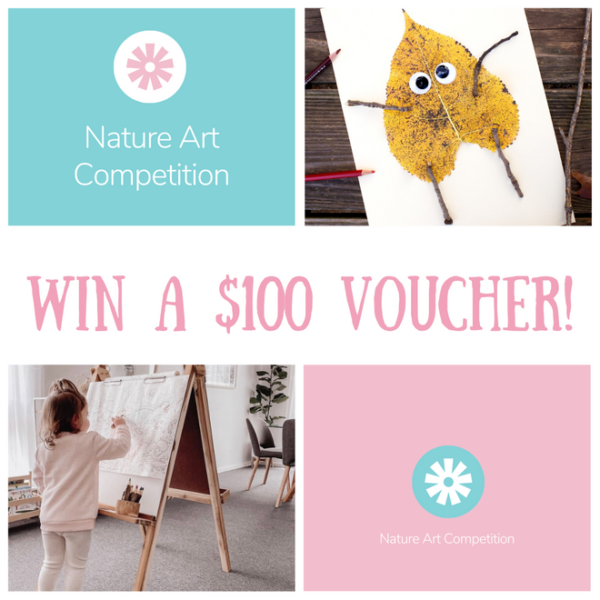 Nature Art Competition $100 Voucher