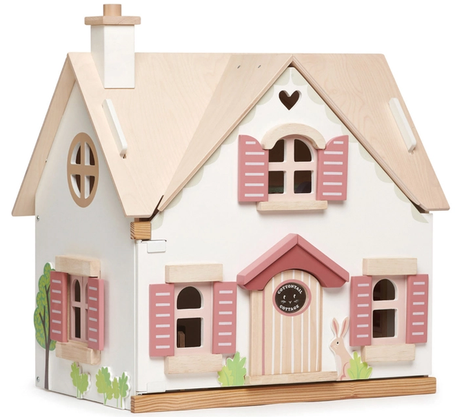 tenderleaf cottontail dolls house
