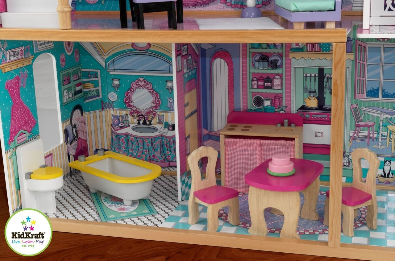 kidkraft annabelle dollhouse on sale now fast shipping australia wide