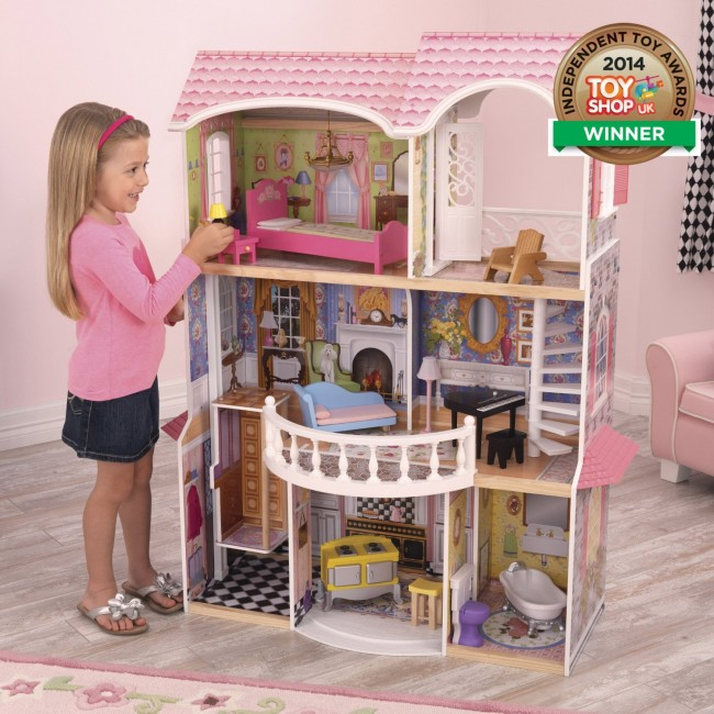 Kidkraft Magnolia Mansion Dollhouse On Sale Now Fast Shipping