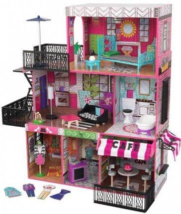 Kidkraft Brooklyn S Loft Dollhouse On Sale Cheap Prices Online