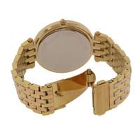 Michael Kors Darci MK3507 Crystal Two-Tone Stainless Steel Womens Watch
