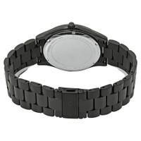 Michael Kors MK8507 Slim Runway Black Stainless Steel Mens Watch
