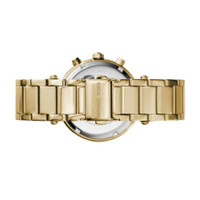 Michael Kors MK5354 Parker Crystal Chronograph Gold-tone Stainless Steel Womens Watch
