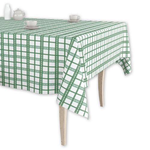 Winter Plaid Tablecloths