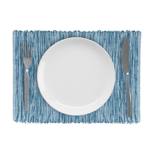 Shadows Cotton Placemats - Set of 4