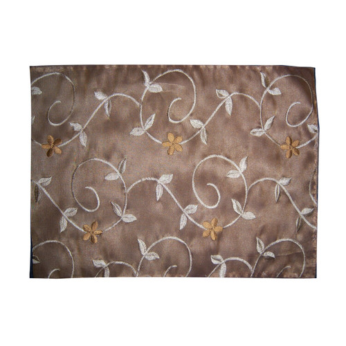 Dynasty Embroidered Placemats - Set of 6