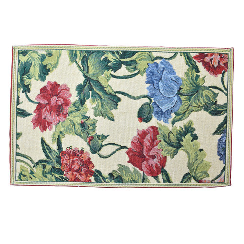 Full Bloom Tapestry Placemats - Set of 6