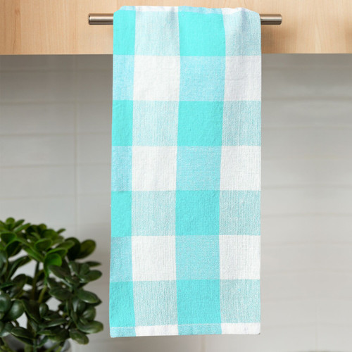 Country Check Kitchen Towel