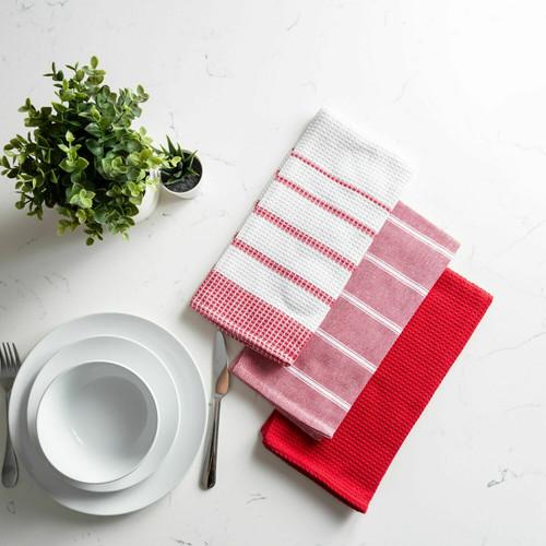 Fouta Kitchen Towel- Set of 3