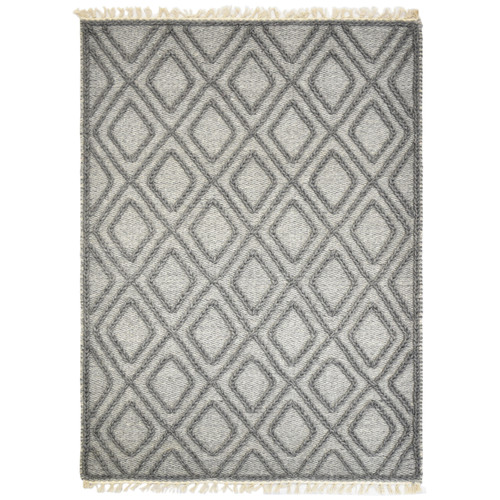 Gazali Cotton Viscose Wool Rug
