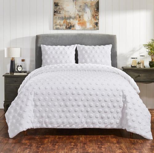 Venice Tufted Cotton Comforter Set