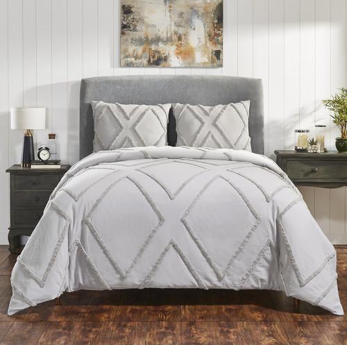 Arizona Tufted Cotton Comforter Set