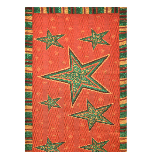 Starbright Tapestry Runner and Placemat