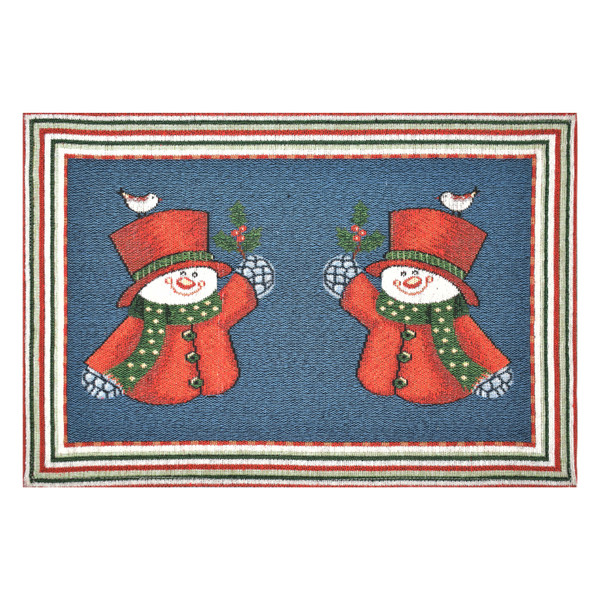 Snow Friends Tapestry Placemat
