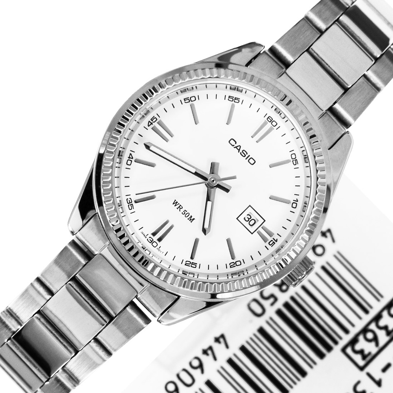 casio ltp 1302d 7a1vdf Lira Watches casio standard white dial ladies watch ltp 1302d 7a1v ltp1302d