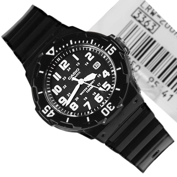 Casio Watch LRW-200H-1BVDF