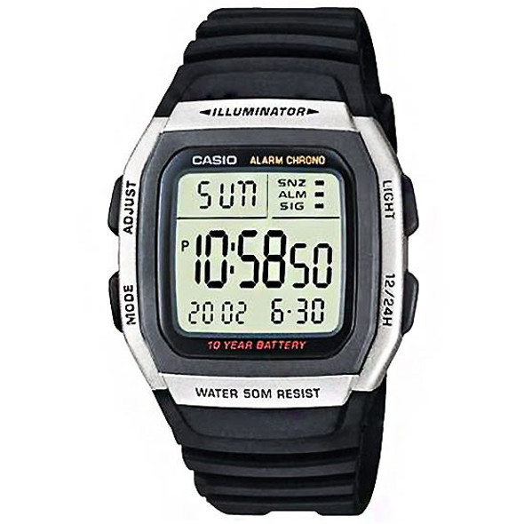 Casio Watch W-96H-1AVDF