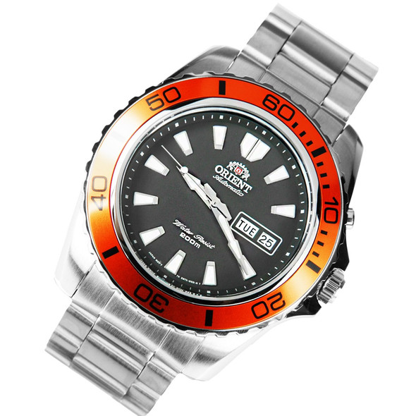 Orient Mako 200M Scuba Diver Mechanical Watch EM75004B