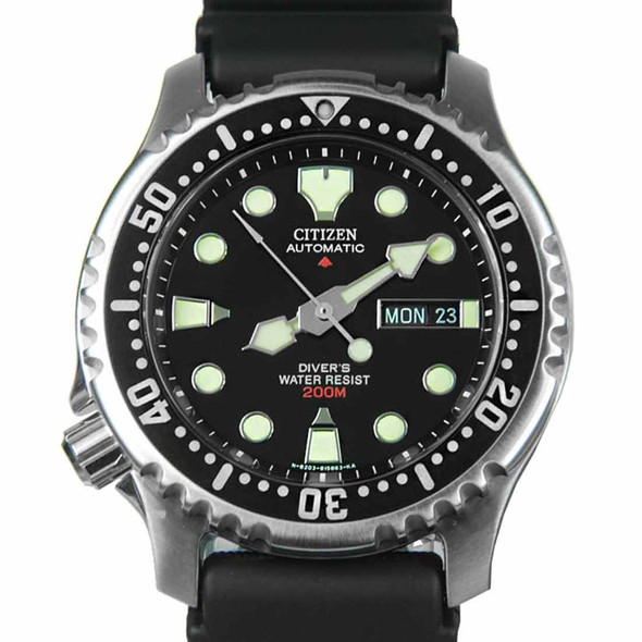 Citizen Promaster Watch NY0040-09E
