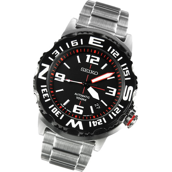 Seiko Superior SRP445J Automatic Mens Sports Watch SRP445