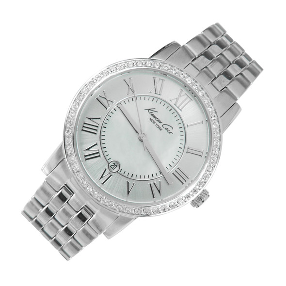 KC4973 Kenneth Cole Quartz Analog Stainless Dress Ladies Watch