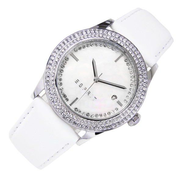 Esprit Jasmine Mother of Pearl Quartz Womens Dress Watch ES107452001