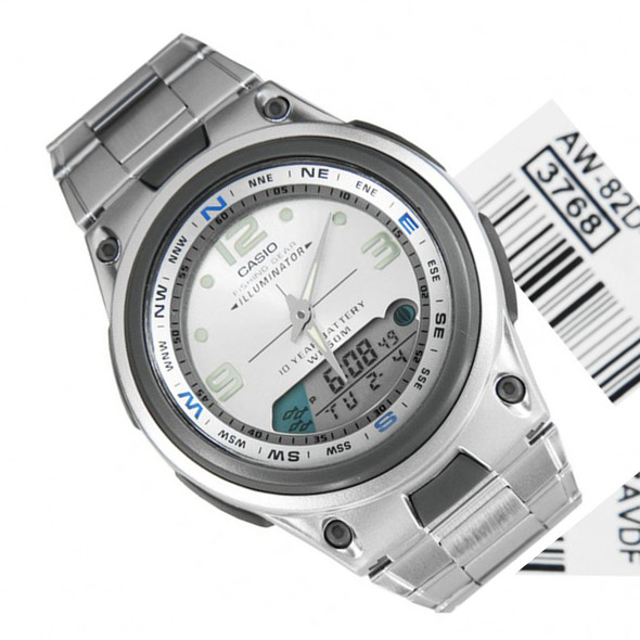 Casio mens Watch AW-82D-7AVDF