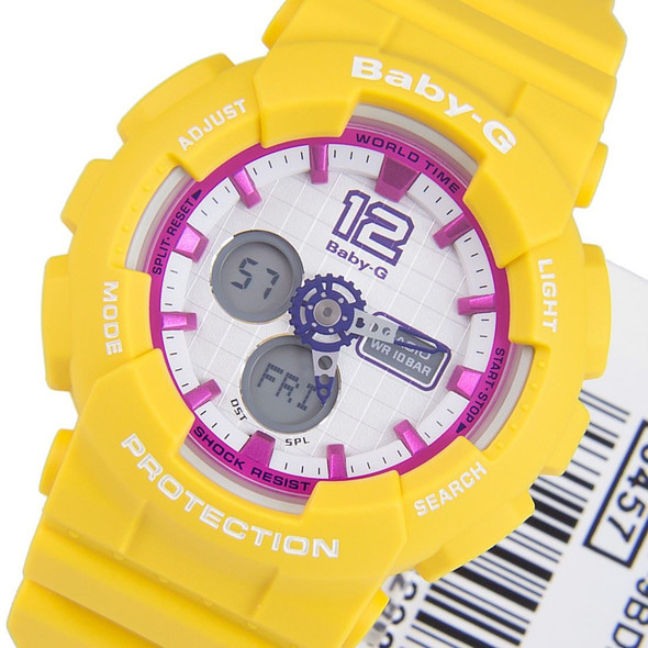 Casio Baby-G Quartz Watch  BA-120-9