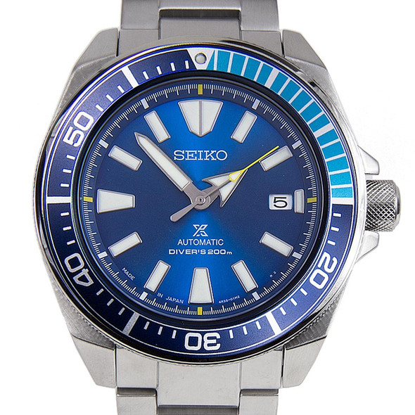 SEIKO DIVERS WATCH SRPB09