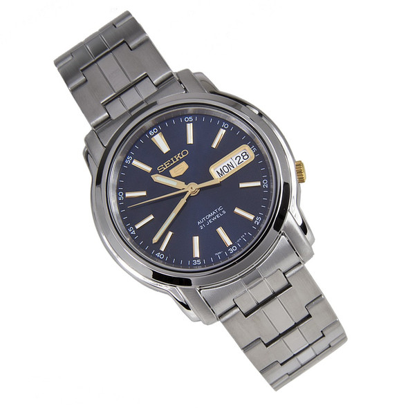 Seiko 5 Automatic Sports Gents Watch SNKL79K1 SNKL79