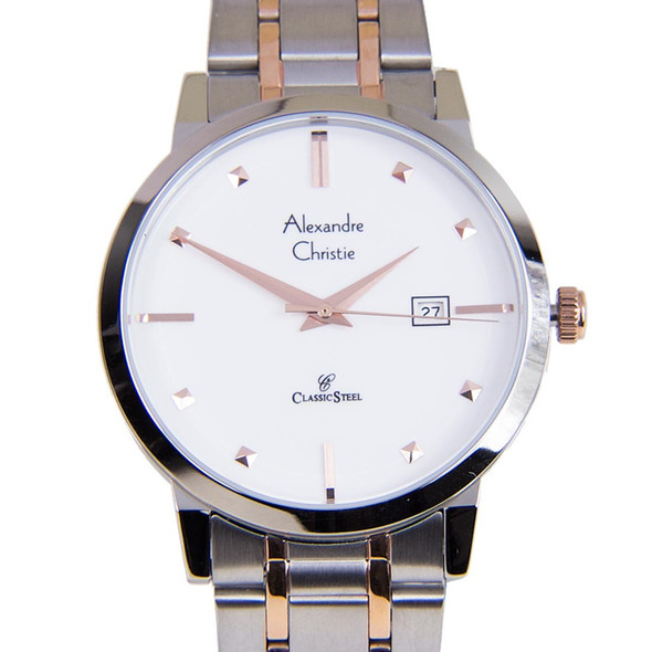 8528MDBTRSL Alexandre Christie Male Watch