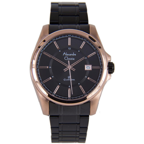 8502MDBBRBA Alexandre Christie Male Watch