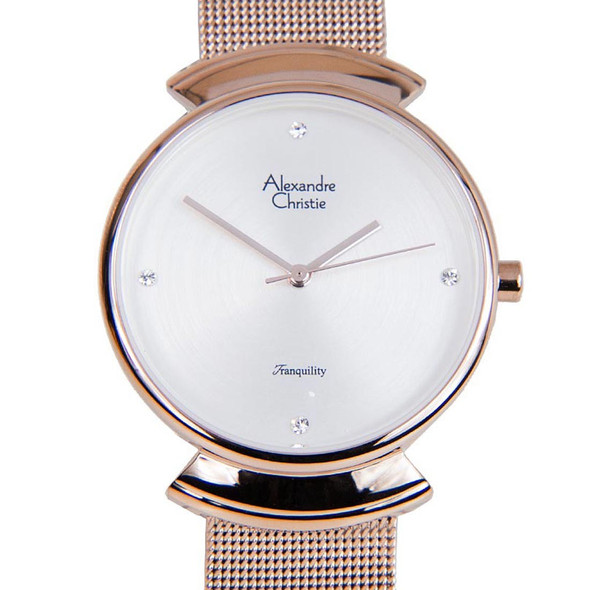 2639LHBRGSL Alexandre Christie Tranquility Women Watch