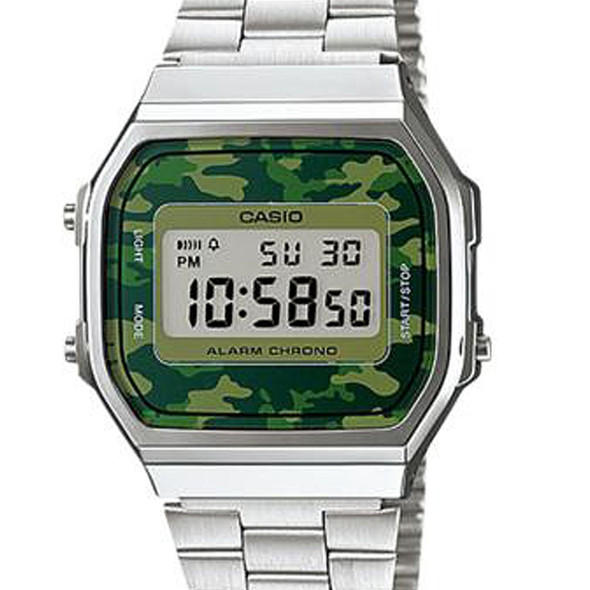 A168WEC-3DF A168WEC-3D Casio Unisex Watch