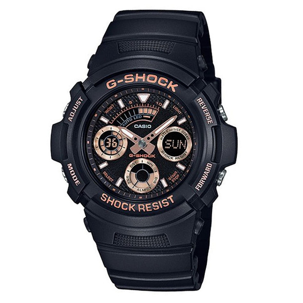AW-591GBX AW-591GBX-1A4 Casio G-Shock Mens Watch