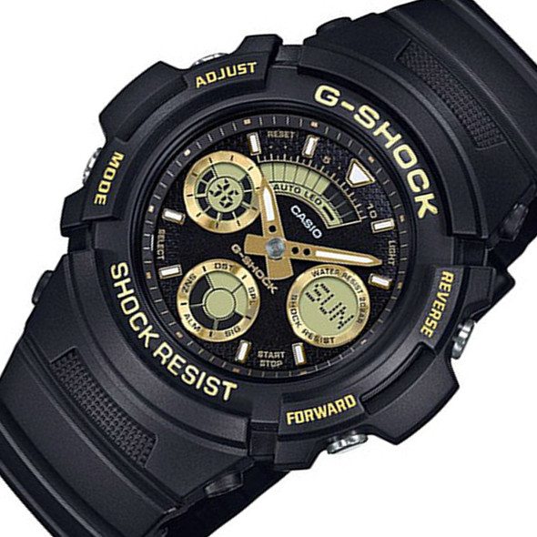 AW-591GBX AW-591GBX-1A9 Casio G-Shock Mens Watch