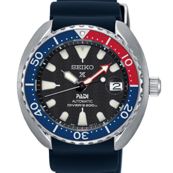 Seiko Prospex PADI Mini Turtle Automatic Watch SRPC41 SRPC41K1