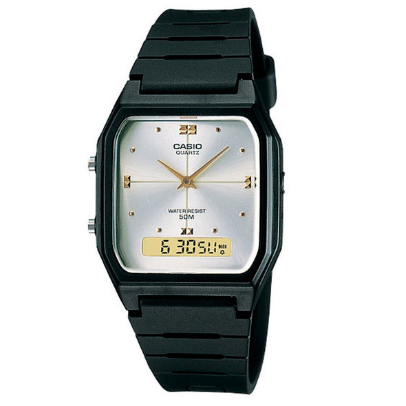 AW-48HE-7AVDF AW-48HE-7A Casio Digital Analog Gents Watch
