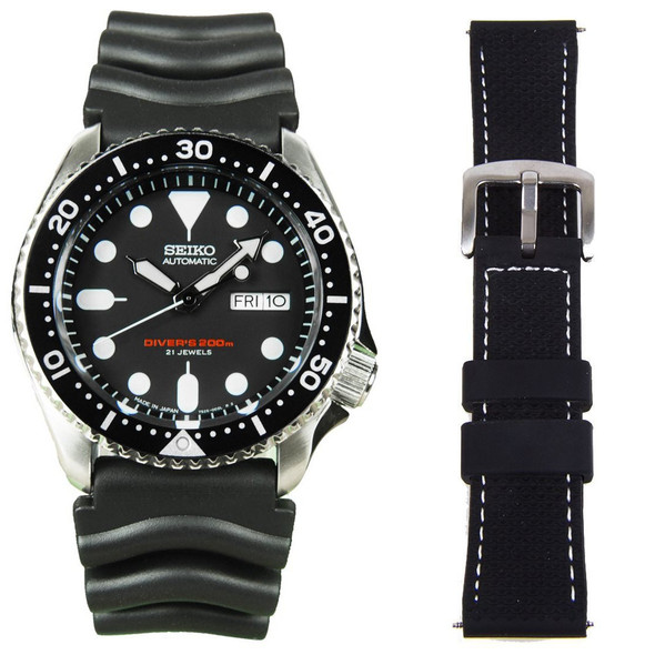 Seiko automatic dive watch SKX007J1