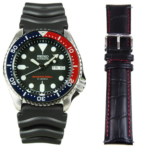 Seiko SKX009J divers watch