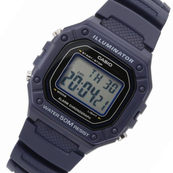 W-218H-2AV Casio Digital Watch